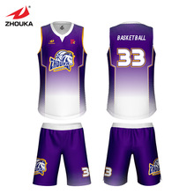 Free Design Blank Throwback basketball uniform Short maillot basket Breathable Quick Dry Jerseys Basketball Jersey
