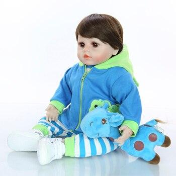 Кукла-младенец KEIUMI KUM18CB09-W02 1