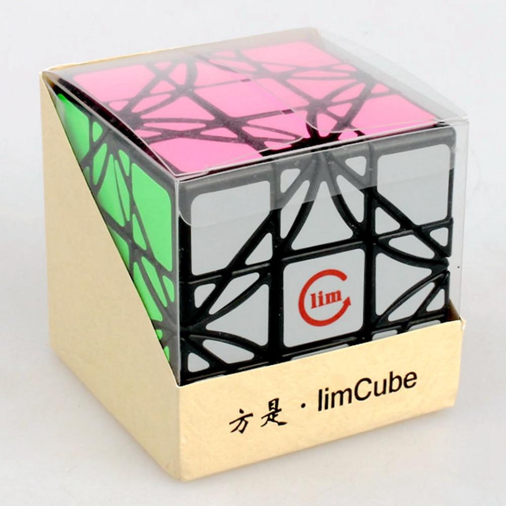 Fangshi Funs LimCube Super brochette 3x3x3 vitesse Cube magique jeu Cubes jouets éducatifs pour enfants enfants - 5