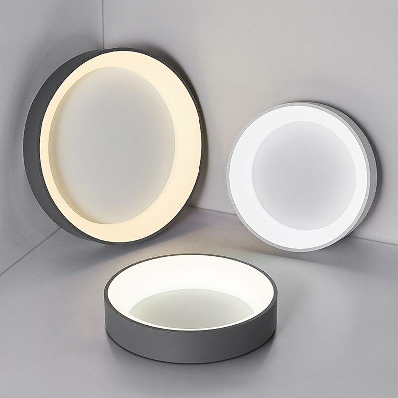 Tomada de fábrica moderna led lustre para sala estar quarto cama decoração para casa metal + acrílico teto luminárias