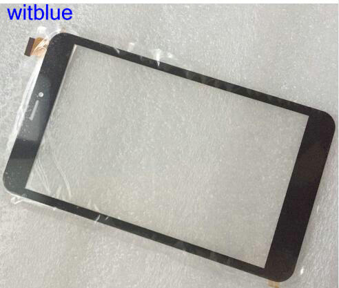 New Touch Screen Digitizer For 7 inch Tablet PB70PGJ3465 Touch Panel Glass Sensor Replacement Irbis TZ62 TZ62b TZ62s TZ62g new for tz70 tablet version 2 7 inch touch screen touch panel digitizer glass sensor replacement