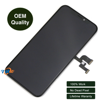 100% Original LCD Screen Assembly Touch Screen Digitizer for iPhone X Free Shipping By DHL