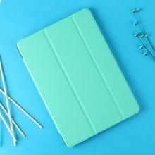 Ultra Thin Smart Case Cover for Apple iPad Air 2 iPad 6 PU Leather Tablet Folding Folio Cases Auto Wake / Sleep