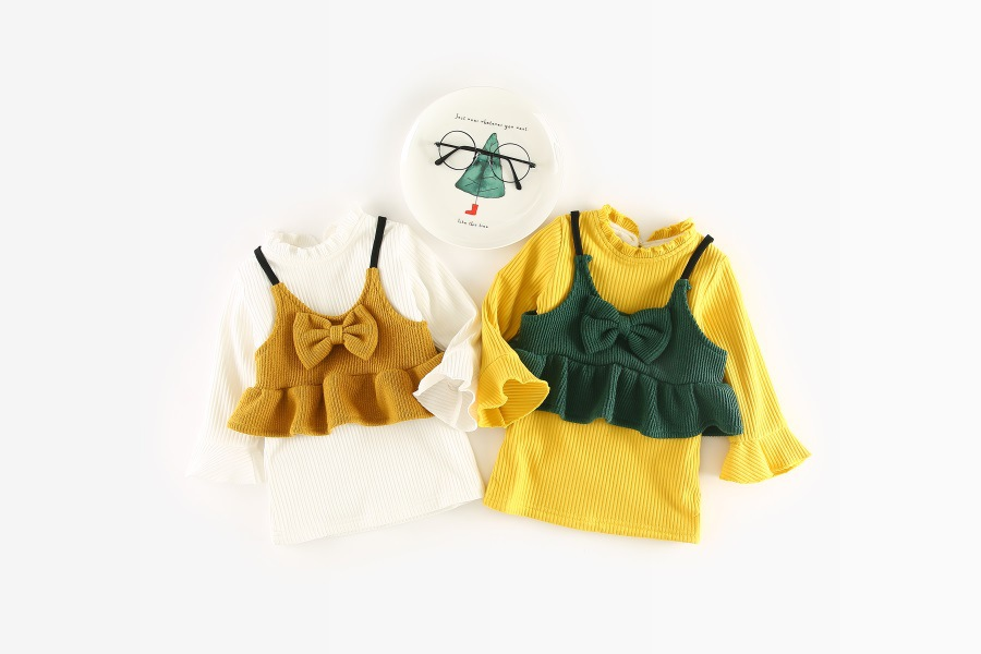 Y01 X505 Children Kid S Boys Girls Clothing Baby Winter Warmer Knitted Two Piece Ladies Sweater