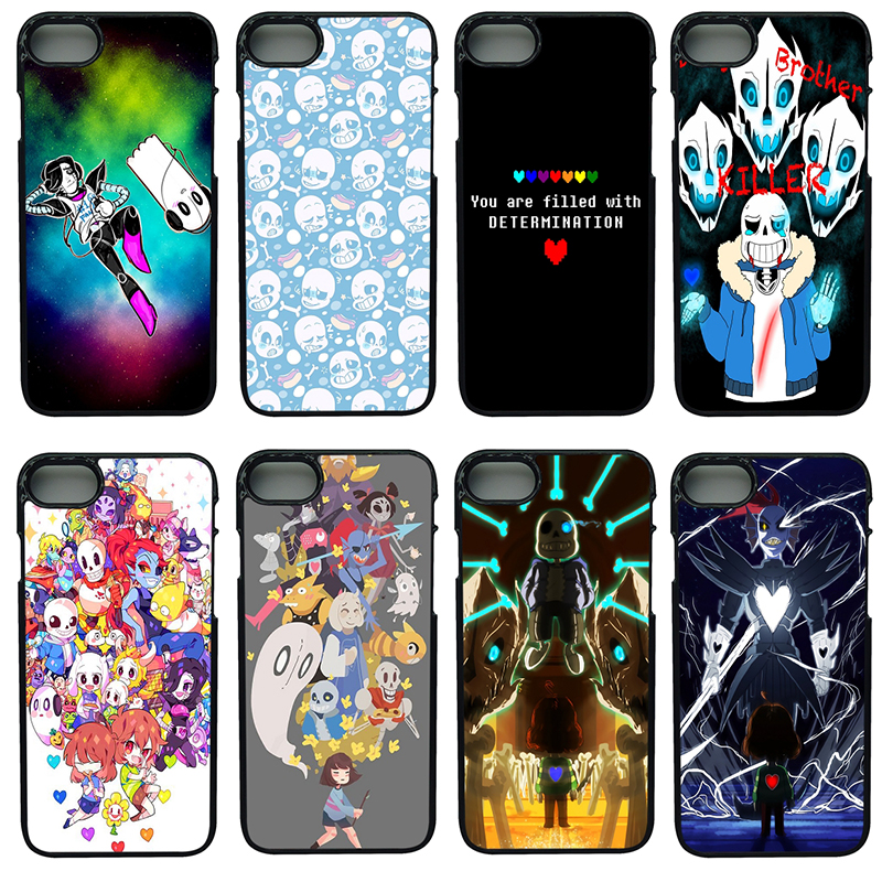 Undertale Sans and Papyrus  phone case iPhone iPod Samsung
