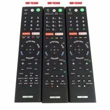 Kullanılan orijinal orijinal RMF TX200P RMF TX200E RMF TX200U ses uzaktan kumanda Sony için LCD LED akıllı TV denetleyici