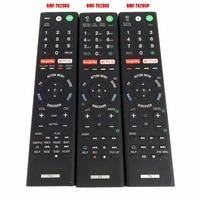 USED Original Genuine RMF TX200P RMF TX200E RMF TX200U Voice Remote Control For Sony LCD LED Smart TV Controller