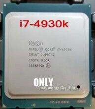 Pièces grattées Intel i7 4930K i7 4930K processeur dunité centrale 3.4G, Six cœurs, LGA 2011, Original