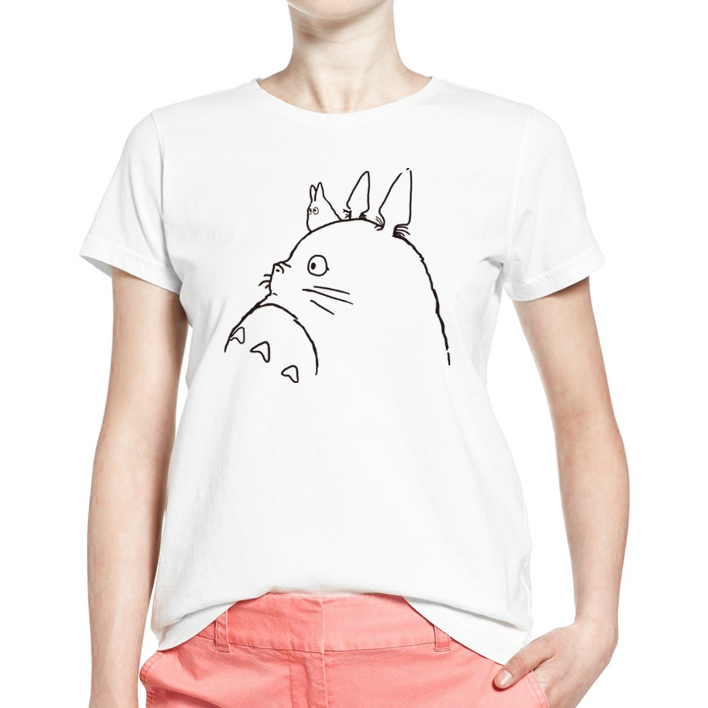 Totoro Women T-shirt - free shipping worldwide