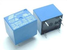 цена на 20PCS/lot Relays SRD-03VDC-SL-C SRD-05VDC-SL-C SRD-06VDC-SL-C SRD-09VDC-SL-C 3V 5V 6V 9V 12V 24V10A 250VAC 5PIN