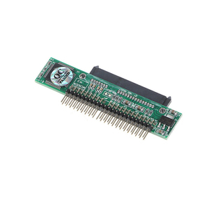 """Image 5 - 2.5 Inch HDD SSD Serial ATA 7+15P Female to 44 Pin Male PATA IDE Port Adapter Card 2.5"""" SATA to IDE Converter for Laptop Drive"""
