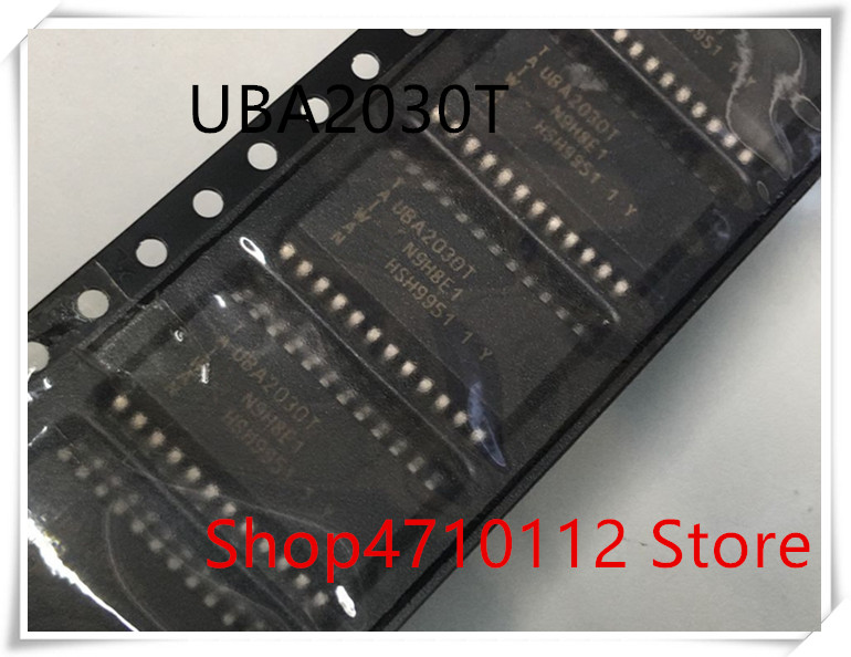 NEW 10PCS LOT UBA2030T UBA2030 SOP 24 IC