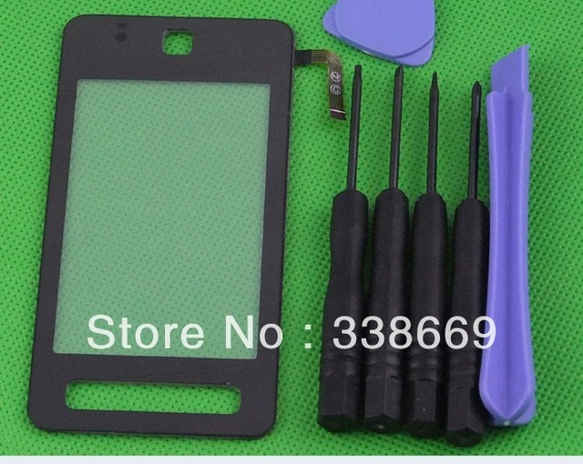 Free shipping Digitizer Touch Screen replacement FOR Samsung BEHOLD T919