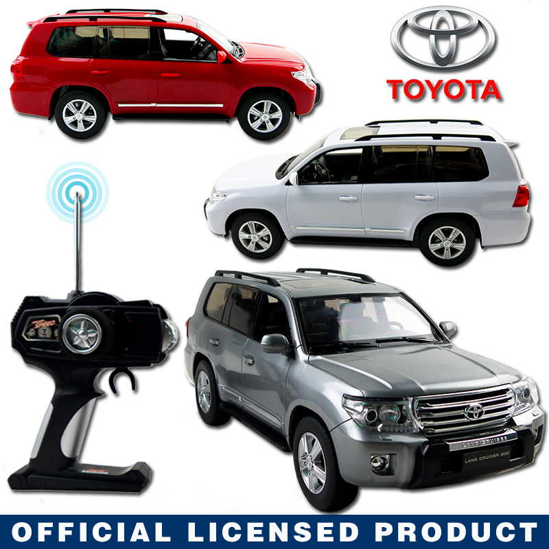1 16 Toyota Land Cruiser Suv Electric Rc Radio Remote
