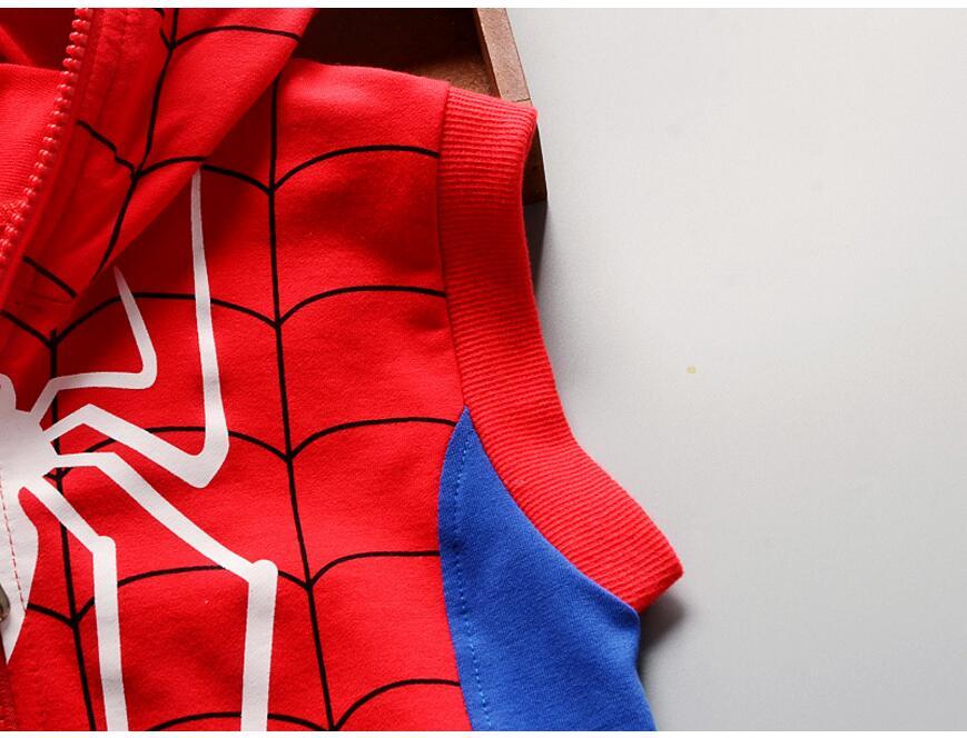 HTB1dHyqQXXXXXXXaFXXq6xXFXXXT - Boy's Cool Spring/Summer 3 Piece Set - Coat, Pants, and T-Shirt - Spider Man Design