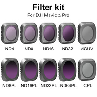 DJI MAVIC 2 PRO MCUV CPL ND ND4 ND8 ND16 ND32 Camera Lens Filter kit Set For Mavic 2 Drone Gimbal Camera Accessories