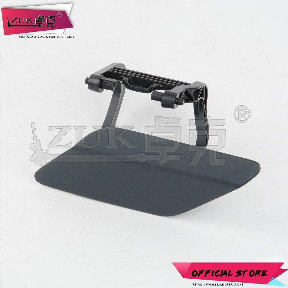 Pair Front R+L Headlight Washer Nozzle Cover for Mercedes E-CLASS W212 E500 E350