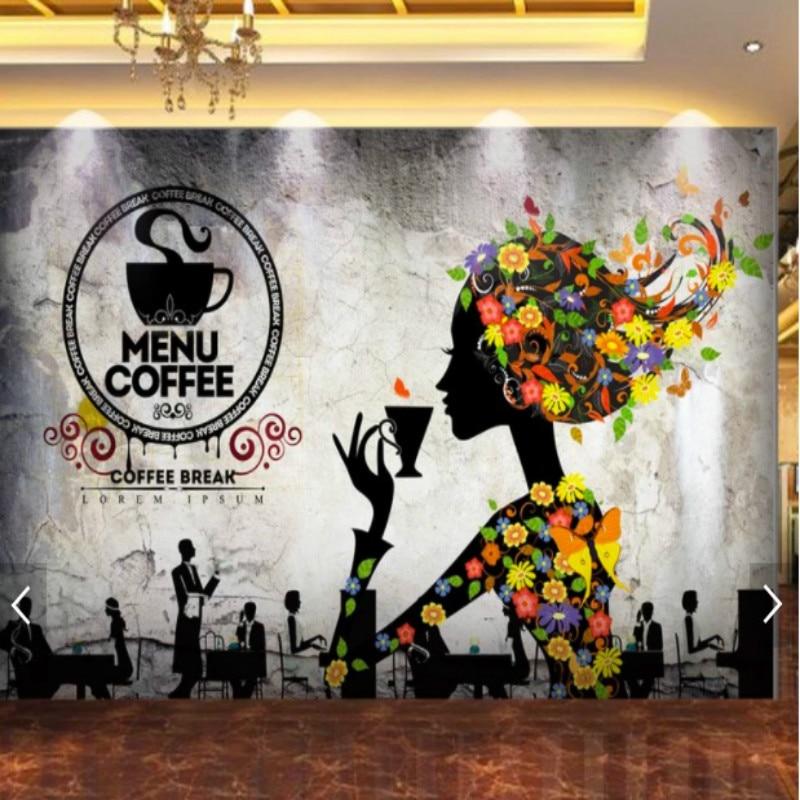 56ce61f21f3e8 معرض coffee shop wallpaper بسعر الجملة - اشتري قطع coffee shop wallpaper  بسعر رخيص على Aliexpress.com