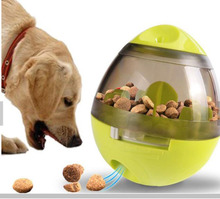 Interactive Pet Toys Leaking toys IQ Feeder Dog Playing eating  Small Food Dispenser For Cats