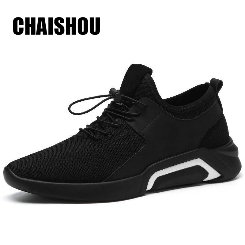 spring New Mesh Men Casual Shoes Sneakers Lac-up Men Shoes Lightweight Comfortable Breathable Walking Tenis Feminino Zapatos 190