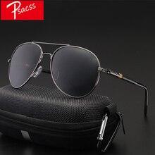 Psacss Classic Pilot Photochromic Sunglasses Men Driving Cle