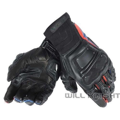 Race Pro Motorcycle Gloves Moto M1 Racing Motorbike Traveling Short Leather Gloves