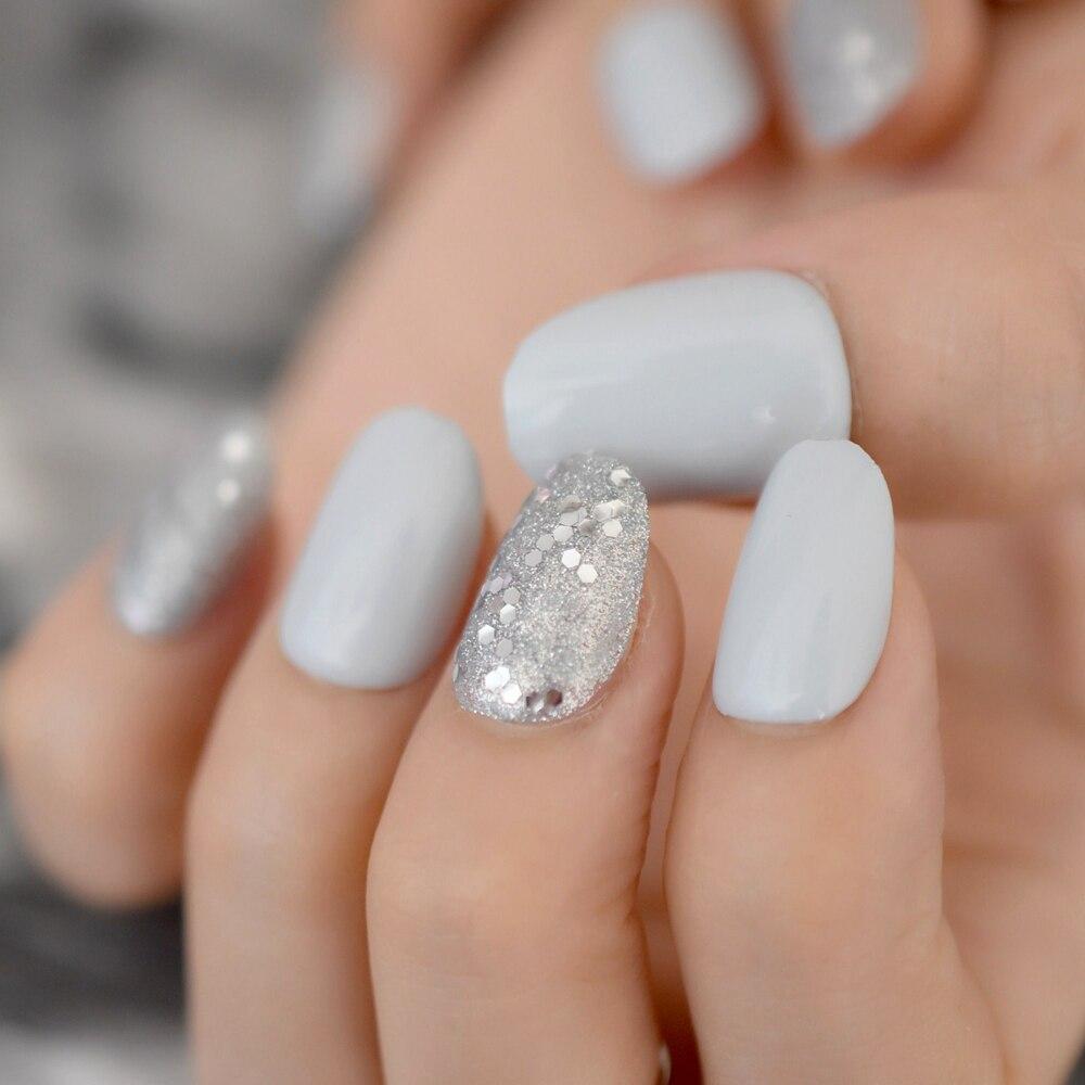 Enchanting Fake Nails With Gel Vignette - Nail Polish Ideas ...