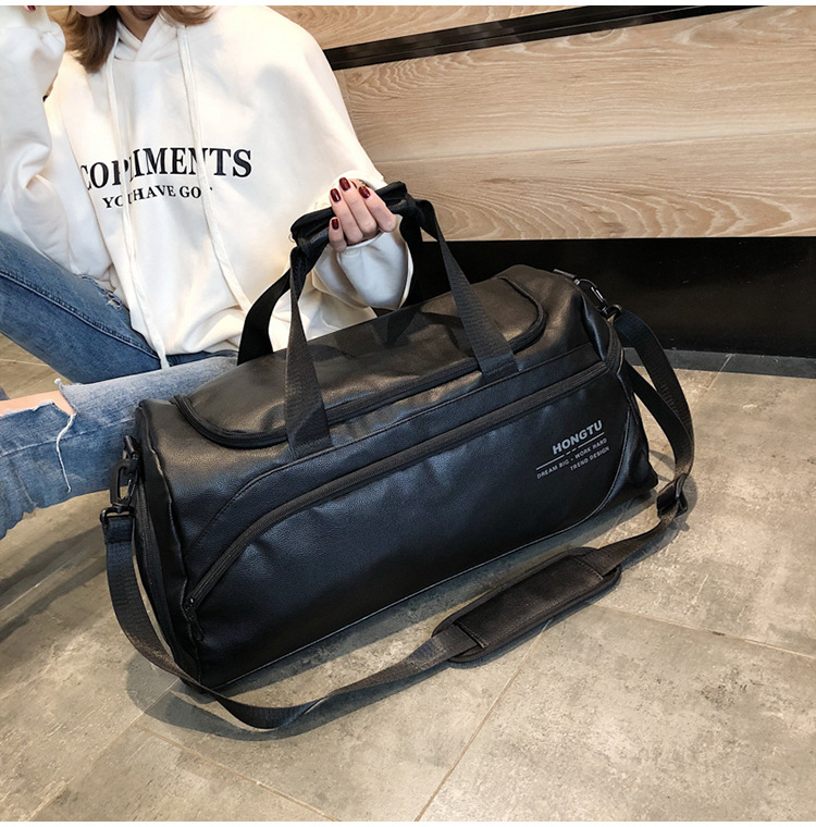 on bag carry duffle 21