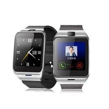 เดิมNFC A Plus GV18นาฬิกาบลูทูธสมาร์ทที่มีบลูทูธกล้องนาฬิกาข้อมือซิมการ์ดS Mart W Atchสำหรับip hone A Ndroid
