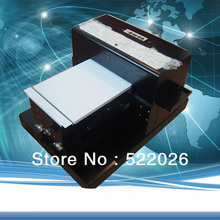 New Design A3 Size Flatbed Printer T-Shirt Printer with Wifi And Heat Function