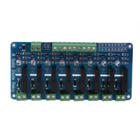 250V 2A 8 Channel OMRON SSR G3MB 202P Solid State Relay Module For Arduino