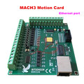 200KHz mach3 Controller card breakout board for cnc engraving machine 4axis Ethernet port