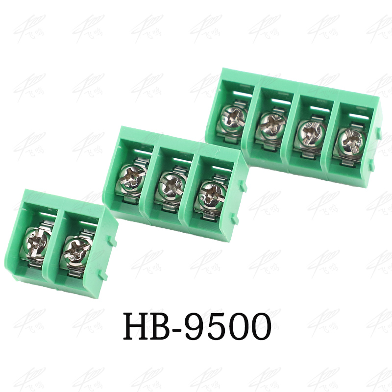 Electrical Equipments & Supplies Free Shipping 100pcs Kf350-3.5-3p Kf350 3p Kf350 3pin 3.5mm Environmental Copper Feet Pcb Screw Terminal Block Connector Rohs For Improving Blood Circulation