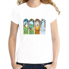 My Neighbor Totoro – Studio Ghibli Four Season Female T Shirt