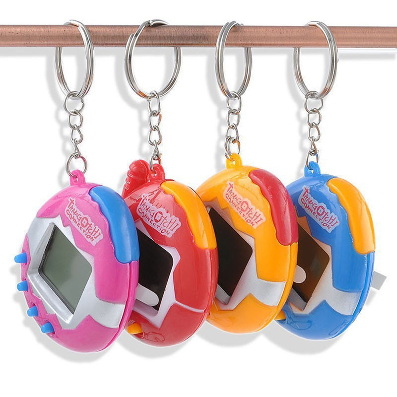 2017 Hot Toys Tamagotchi Electronic Pets Toys 90S Nostalgic 49 Pets in One Virtual Cyber Pet Toy Funny tamagochi for Kids Gifts