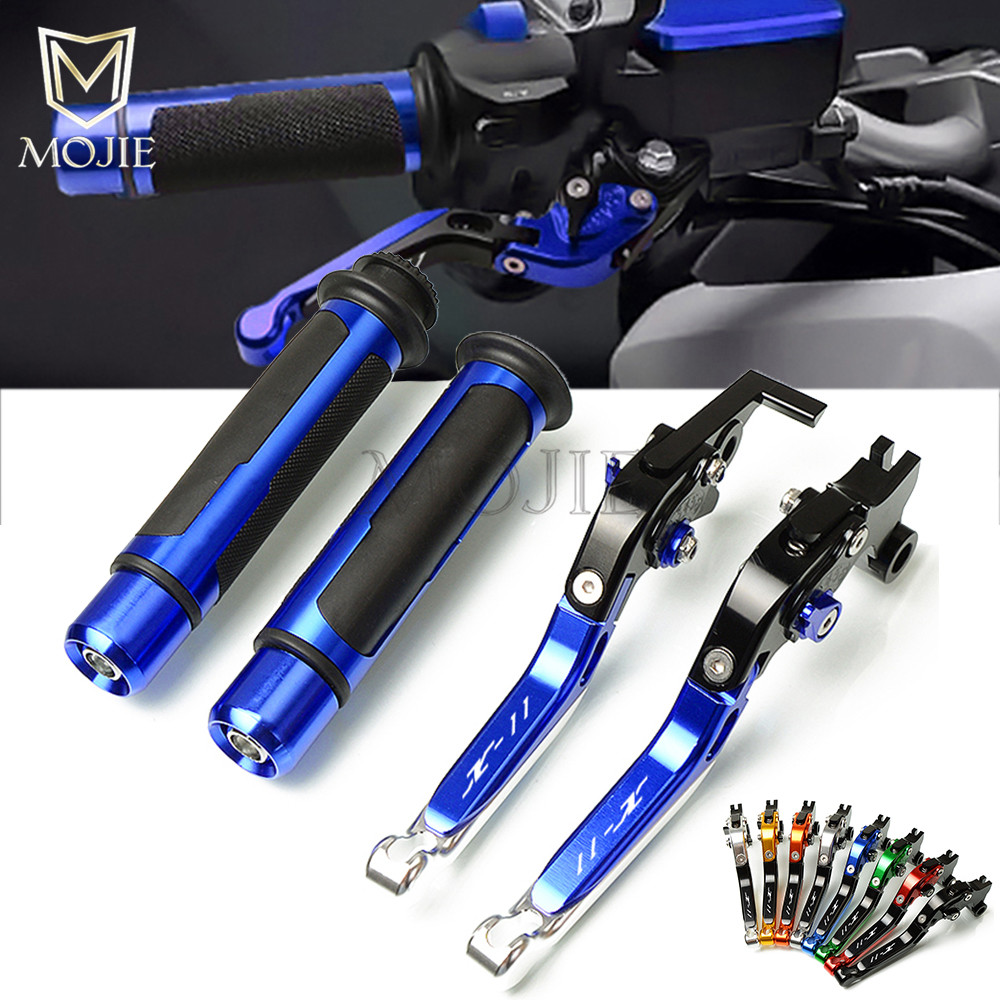 Motorcycle CNC Adjustable Foldable Extending X 11 X11 Brake Clutch Lever Handle Grips For Honda X