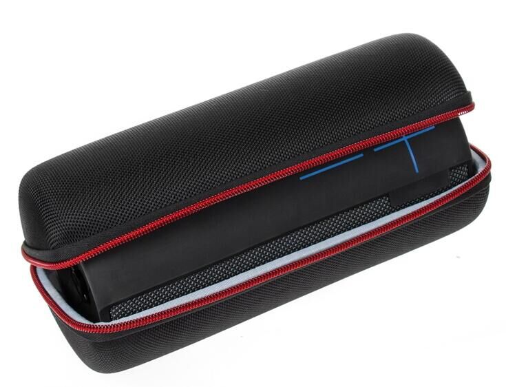 New Carry Travel Protective Speaker Cover Pouch Bag Case For JBL Charge 3 /UE Megaboom Speaker.Fits USB Cable and Charger