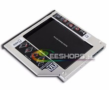 2nd SSD 128GB 128 GB SATA 3 Second Solid State Hard Disk Drive DVD Optical Bay for Sony Vaio VPCZ1 VPCZ2 VPCF136FM VPCZ Case