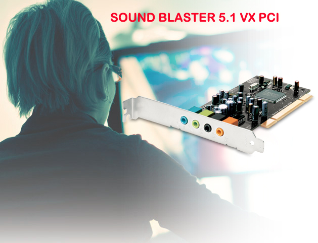 Creative Sound Blaster VX Drivers for Mac Download