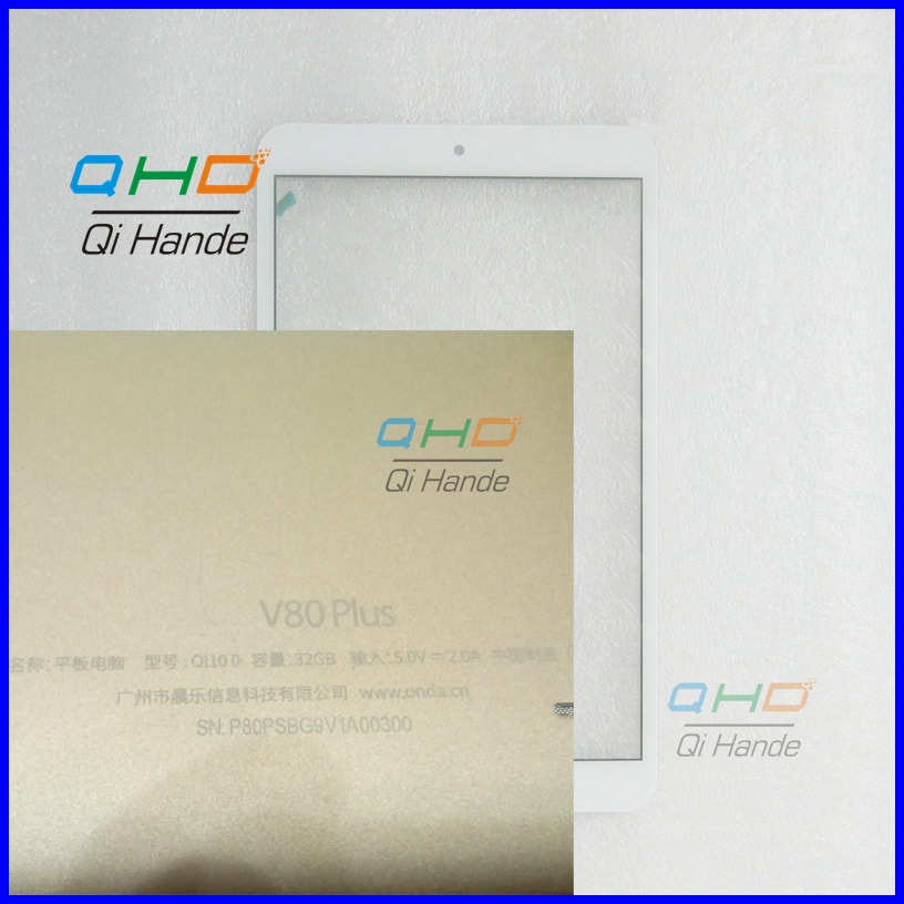 New 8'' inch Touch Screen Panel Digitizer Sensor Repair Replacement Parts For Onda V80 Plus OI100 touch Free Shipping  цены