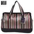 2017 New Women Luggage Travel Bags Casual Nylon Waterproof Large Capacity Short Duffle Bag Handbag Men Travel Bags YA0560
