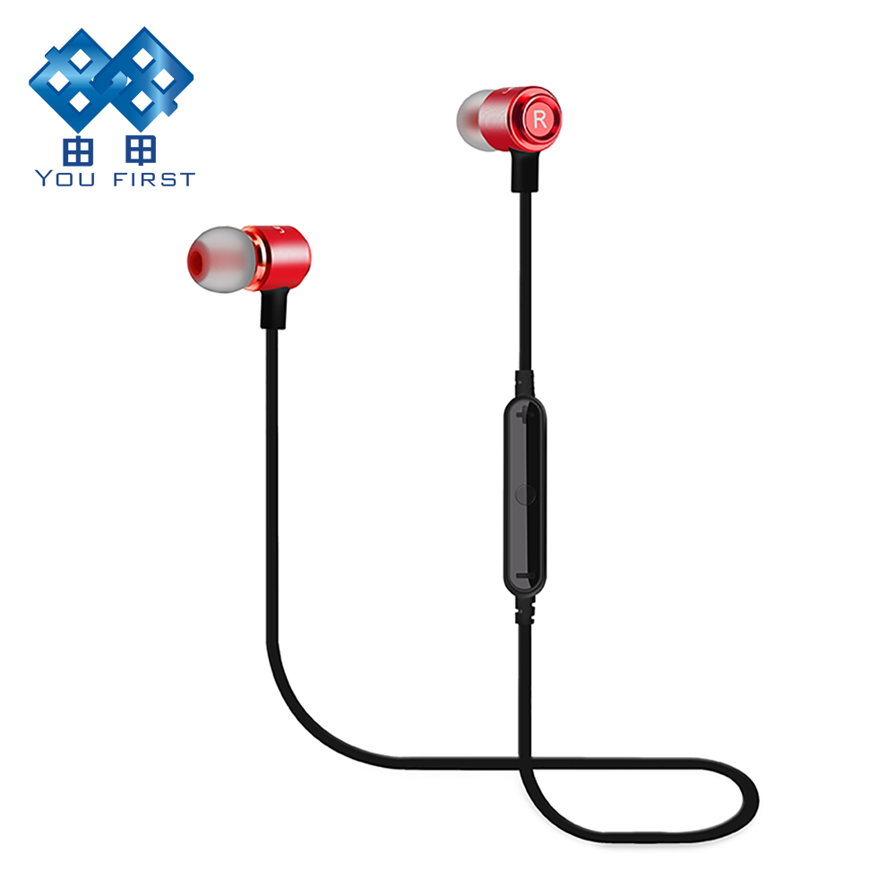 New Stereo Music Headset Bluetooth 4.1 Hifi Earphones Dual Sport 2016 Wireless Super Bass Mini Headset In-Ear Wireless Earbuds wireless bluetooth 4 0 sport headphone in ear earphones super bass music earbud for iphone sony z2 z3 sumsang s6 noise canceling