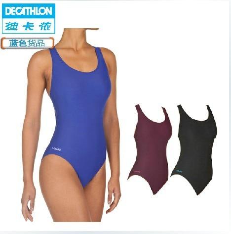 New NABAIJI Girls Ladies Women Swimming Swimsuit Costume Leotard Swimwear