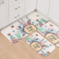 Hall floor door mats American cartoon kitchen protective mat bathroom absorbent door mat living room bedside comfort mat