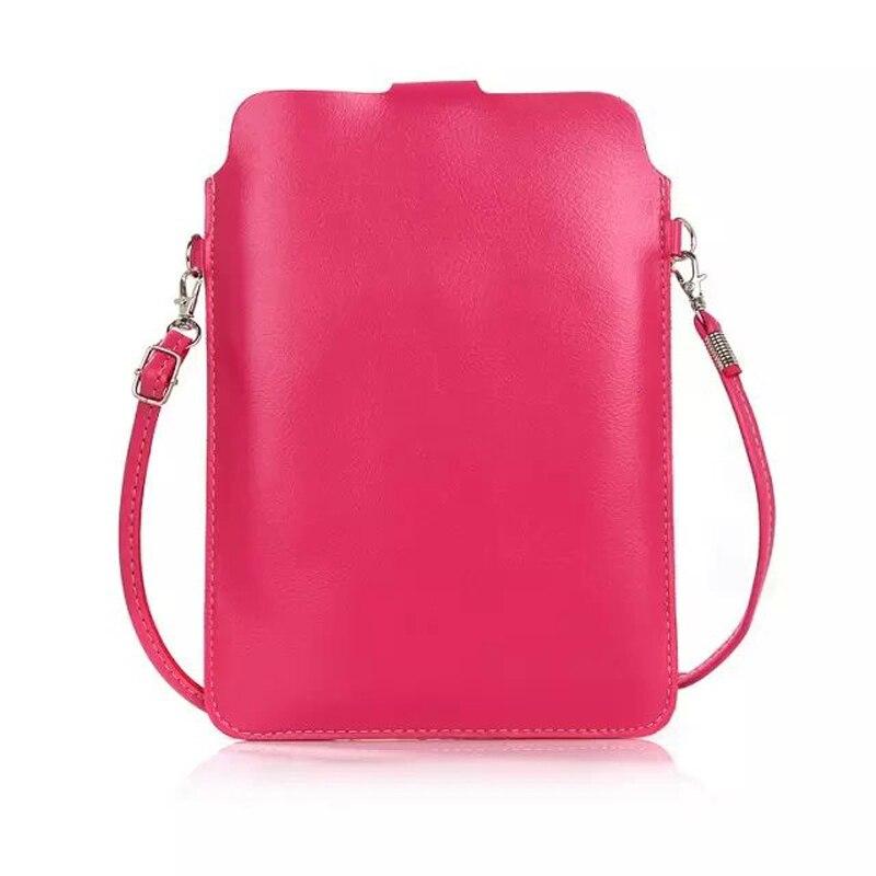 Fashion PU Leather Slim Sleeve Bag for Allview P7 Pro/P6 Energy Lite/ V2 Viper i4G/ P6 Lite/P6 eMagic/ X3 Soul mini Shoulder Bag