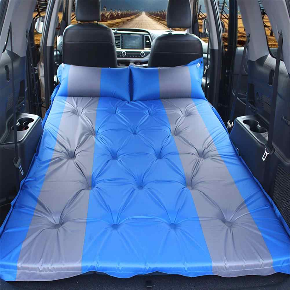Car Inflatable Sofa Rear Seat Rest Cushion Rest Camping Air
