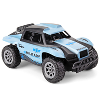 2.4G Electric Wireless Gift Kids Toy Stunts Drift High Speed RC Car Vehicle Cross Country Children Short Card Racing