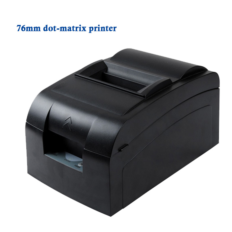 76MM thermal Impact Dot-matrix receipt printer with International language USB interface for sale print 2 copies paper abhaya kumar naik socio economic impact of industrialisation