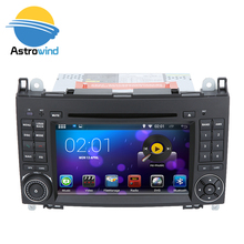 Android 5.1 System, 16 GB Flash, 4 Core, HD 1024X600, Car DVD GPS Navigation Radio for Mercedes-Benz Viano/Vito/Sprinter W906