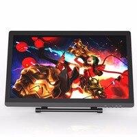 PNBOO PN2150 21.5 Inç IPS Ekran HD Çözünürlük Ayarlanabilir Çizim Monitör ile İnteraktif Kalem Ekran Standı